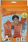 BEMA® Original Schwimmflügel, orange, Größe 0, 11-30 kg / 1-6 Jahre