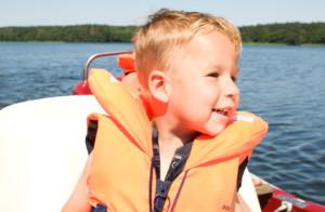 Schwimmwesten für Kinder