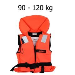 Lalizas Feststoff-Schwimmweste 100N - 90 bis 120 kg